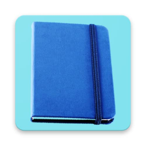 Notelister, Cahier