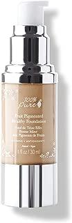 100% PURE Fruit Pigmented Healthy Foundation, Golden Peach, Liquid Foundation Makeup, Anti-aging, Full Coverage, Matte Finish - 1 Fl Oz