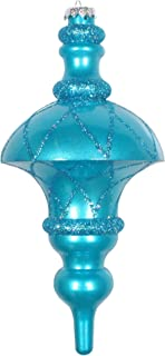 Christmas Pendant Drop Finial Ornaments Blue Pendants Drops Finials Home Kitchen