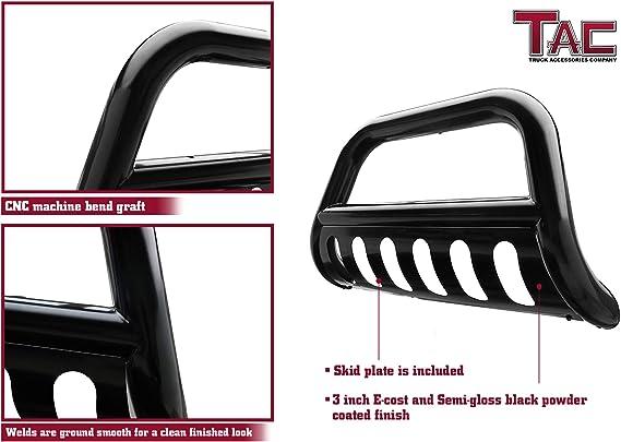 Excl. ZR2 TAC Bull Bar Custom Fit 2015-2019 Chevy Colorado // GMC Canyon Pickup