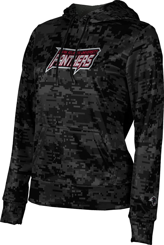 Clark Atlanta University Girls' Pullover Hoodie, School Spirit Sweatshirt (Digi Camo)