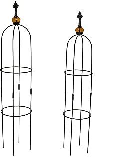 Best garden trellis and obelisks Reviews