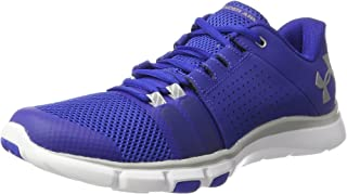 (7 UK, Blue (Royal/White)) - Under Armour Men's UA Strive 7 Fitness Shoes