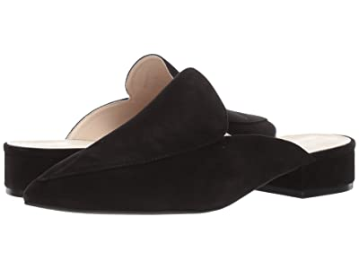 Cole Haan Piper Mule (Black Suede) Women