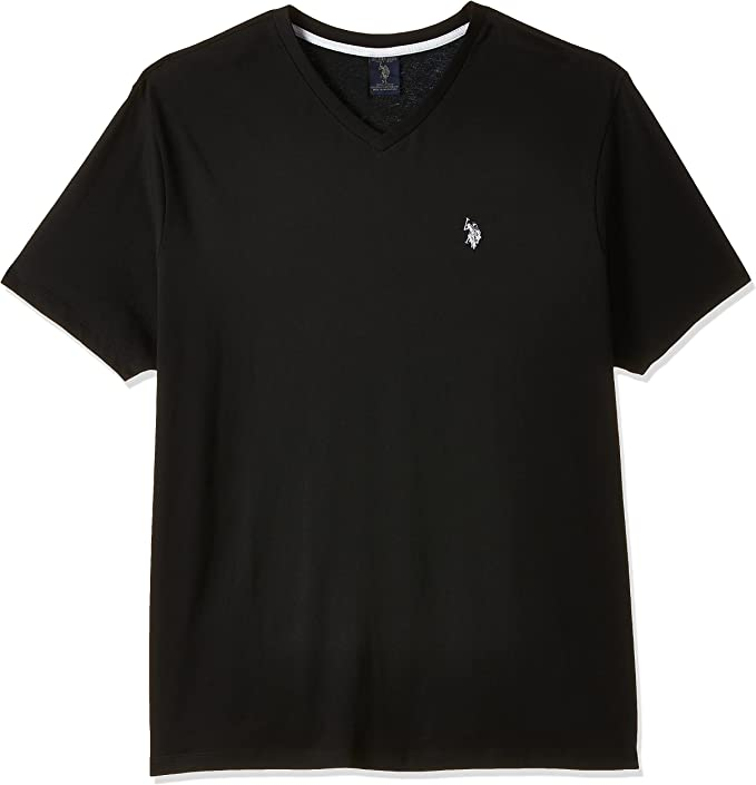 675 opinioni per US Polo Assn. Maglietta da uomo a maniche corte con scollo a V