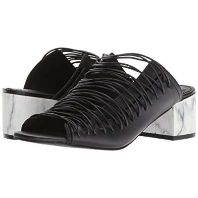 Kelsi Dagger Brooklyn Scout Slide (Black) Women