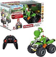 Carrera RC - Nintendo Mario Kart 8 Yoshi, Coche con radiocon
