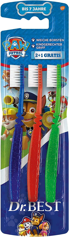 PAW Patrol - Kinderzahnbürste von Dr. Best