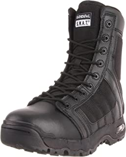 Original S.W.A.T. Men's Metro Air 9-Inch Side-Zip Tactical Boot