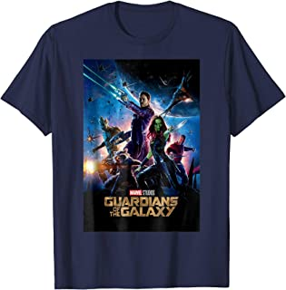 Studios Guardians Of The Galaxy Movie Graphic T-Shirt