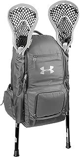 UASB-LBP2 Graphite LAX Lacrosse Backpack Gear Bag