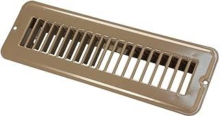 JR Products 02-28935 Undampered Floor Register - 2