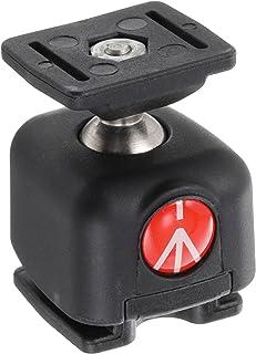 manfrotto LUMI LEDライト用ボールヘッド 小ネジメス穴付 MLBALL