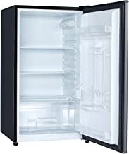 Magic Chef 3.2 cu ft Compact All Refrigerator, Black