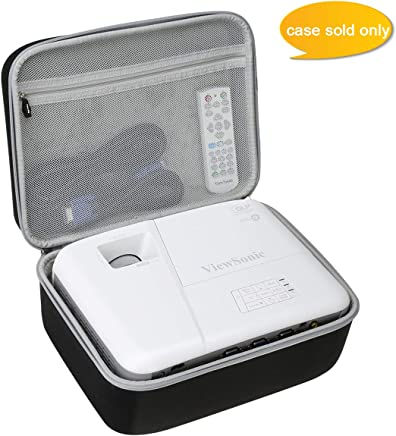 $35 Get Aproca Hard Carry Travel Case fit ViewSonic 3600 Lumens SVGA High Brightness Projector (PA503S)