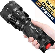 Linterna LED Alta Potencia Militar T6 de Enfoque Ajustable