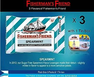 Best fisherman's friend tin Reviews