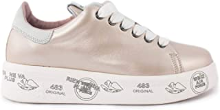 PREMIATA Luxury Fashion Womens BELLE4536 Pink Sneakers | Spring Summer 20