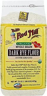 Bob's Red Mill Organic Dark Rye Flour, 22-ounce