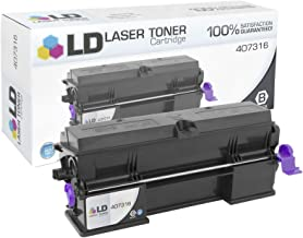LD Compatible Toner Cartridge Replacement for Ricoh 407316 Extra High Yield (Black)