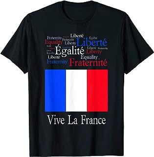 vive la france t shirt