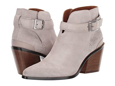rag & bone Ramone Bootie (Ice Grey) Women