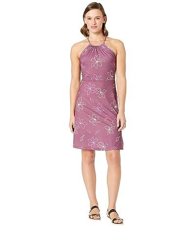 FIG Clothing Uma Dress (Purple Magnolia) Women