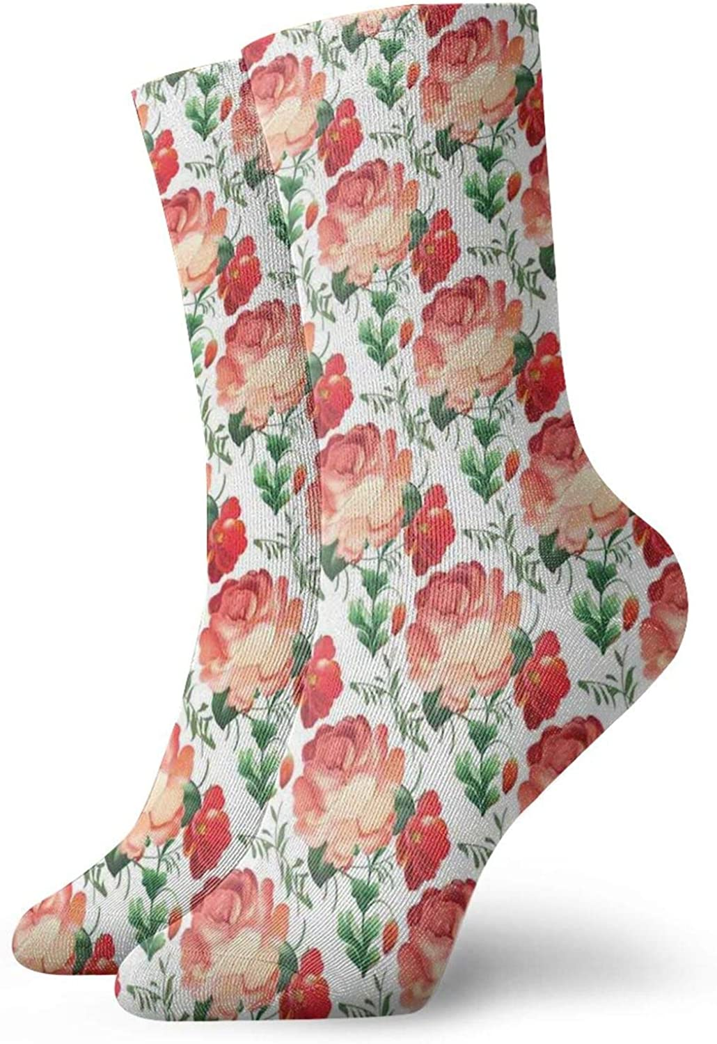 Low Cut Compression Running Sock with Ankle Support