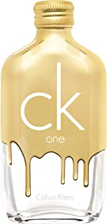Calvin Klein One Gold Eau de Toilette Spray, 3.4 Fl Oz