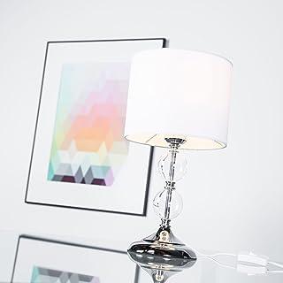 : lampe boule verre Verre Lampes de table