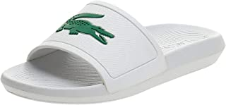 Lacoste Croco 119 3 CFA Women's Flip Flops, White/Green, 38 EU