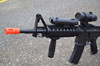 AirSoft D92H M4A1 Carbine Well AEG Electric Gun Rifle with Plastic Gearbox