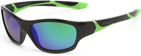 Koolsun Fit Sunglasses size 3-6 years UV400 Protection Pink Lilac Chiffon
