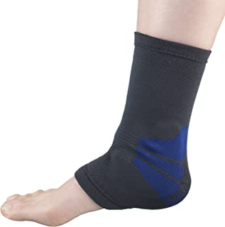 OTC Ankle Brace, Compression Recovery, Gel Insert, Small