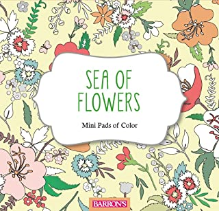 Sea of Flowers (Mini Pads of Color)