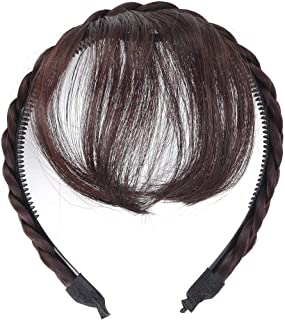 Best headband braid with bangs Reviews