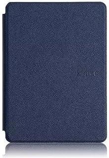 Capa Para Kindle Paperwhite (10 Geração - À Prova D`Água - 2019) - Rígida - Sistema De Hibernação (Azul Marinho)