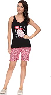 Dj W016- Top And Shorty Set For Women