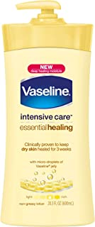 Vaseline Body Lotion Essential Healing, 725ml