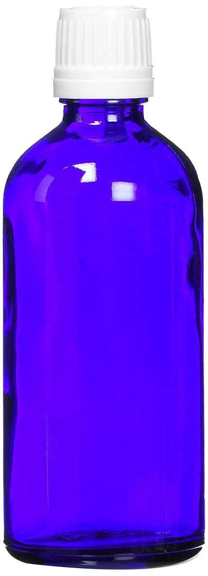 確執クスコ地区ease 遮光ビン ブルー 100ml×10本