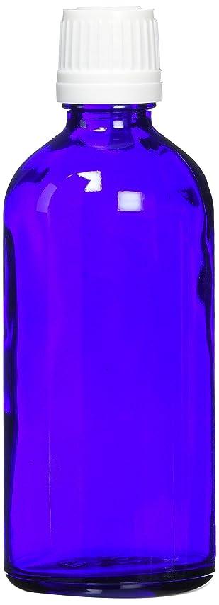 メキシコ縫うより多いease 遮光ビン ブルー 100ml×10本