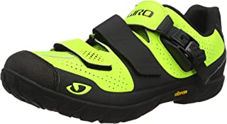 Giro Terraduro MTB Shoes Lime/Black 47