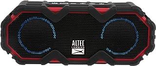 Altec Lansing IMW479 Mini LifeJacket Jolt Heavy Duty Rugged Waterproof Ultra Portable Bluetooth Speaker up to 16 Hours of ...