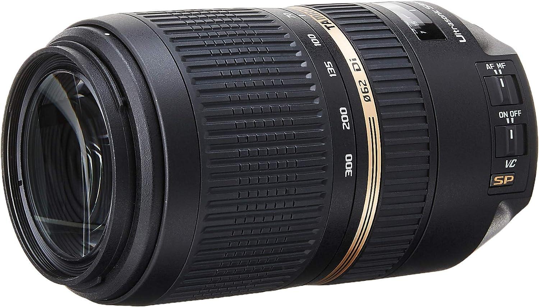 Tamron Af 70 300mm F 4 0 5 6 Sp Di Vc Usd Xld For Nikon Camera Photo