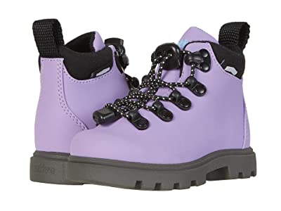 Native Kids Shoes Fitzsimmons Treklite (Toddler/Little Kid) (Thistle Purple/Cold Pink) Girl
