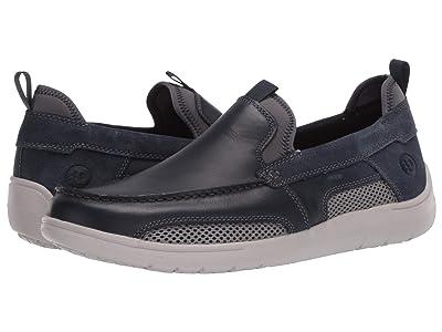 Dunham Fitsmart Loafer (Blue) Men