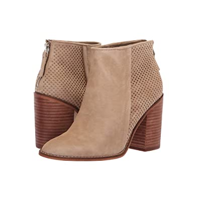Steve Madden Replay Bootie (Taupe) Women