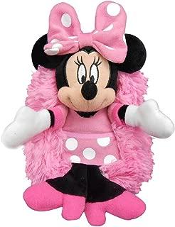 Disney Minnie Mouse 5'' Plush Hideaway Pet