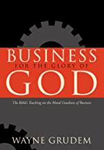 Best business for the glory of god ebook Reviews