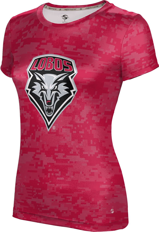 ProSphere University of New Mexico Girls' Performance T-Shirt (Digital)